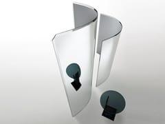 Paravento in cristalloPRISM PARTITION - GLAS ITALIA