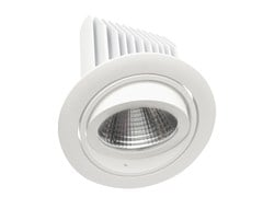 - Faretto a LED orientabile in alluminio da incasso PRISMA - LED BCN Lighting Solutions