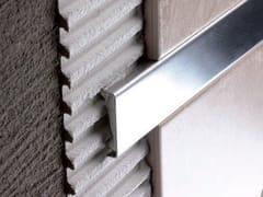 Bordo decorativo in acciaio inox per rivestimentiPRO-TELO INOX - BUTECH