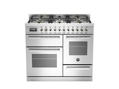 - Professional cooker PROFESSIONAL - PRO100 6 MFE T - Bertazzoni