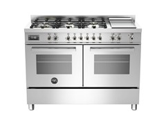 - Cucina a libera installazione professionale PROFESSIONAL - PRO120 6G MFE D - Bertazzoni