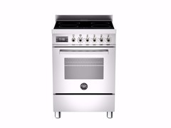 - Stainless steel cooker PROFESSIONAL - PRO60 4I MFE S XT - Bertazzoni