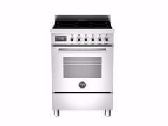 - Cucina a libera installazione in acciaio inox PROFESSIONAL - PRO60 4I MFE S XT - Bertazzoni