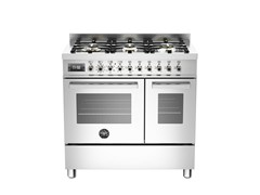 - Professional stainless steel cooker PROFESSIONAL - PRO90 6 MFE D - Bertazzoni