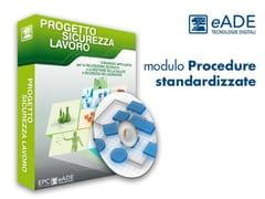 Software valutazione del rischio nelle piccole impresemodulo PROCEDURE STANDARDIZZATE - EPC