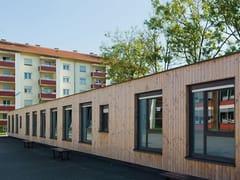Unità abitativa modulare e casa-containerPROGRESS - ALGECO