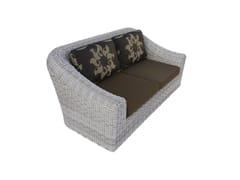 - 3 seater garden sofa PROVENCE | 3 seater sofa - Sérénité Luxury Monaco