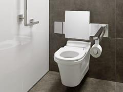 Wc per disabili sospeso in ceramicaPUBLIC | Wc per disabili sospeso - TOTO