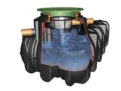 Sistema di recupero acqua piovanaFLAT GIARDINO - OTTO GRAF