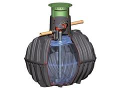 Sistema di recupero acqua piovanaPacchetto montaggio 3 - OTTO GRAF