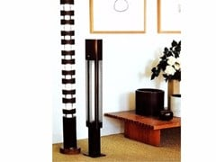 - Metal floor lamp PETIT SIGNAL - Editions Serge Mouille