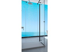 Vetro float con rivestimento pirolitico Pilkington OptiShower™ - PILKINGTON ITALIA