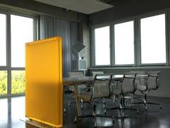 Pannello divisorio free standing in plexiglassPannello divisorio free standing - GLOBAL  BRAND CONCEPTS