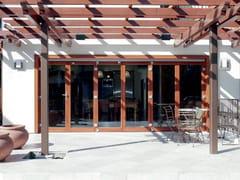 - Wooden patio door Patio door - NAVELLO