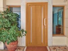 Porta d'ingresso in PVC per esternoPortoncino d'ingresso - ITAL-PLASTICK