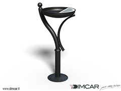 - Steel ashtray Posacenere Liberty - DIMCAR