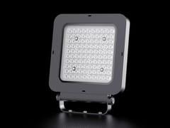 Proiettore per esterno a LED in alluminio pressofusoQ | Proiettore per esterno - LANZINI
