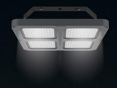 Proiettore a LED in alluminio pressofusoQ4 | Lampada da soffitto - LANZINI