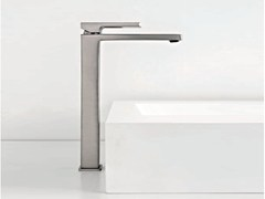 - Countertop single handle washbasin mixer QQUADRO - ZAZZERI