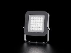 Proiettore per esterno a LED in alluminio pressofusoQS/QM | Proiettore per esterno - LANZINI