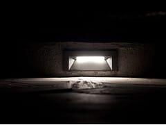 - LED wall-mounted steplight QUANTUM | Wall-mounted steplight - Goccia Illuminazione