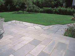 Pavimento/rivestimento in pietra naturaleQUARZITE SILVER - LONGOBARDI PORFIDI