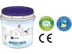 Idropittura acrilica a base di farine di quarzoQUARZO FORTE - MALVIN