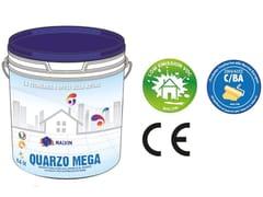 Idropittura acrilica lavabile a base di farine di quarzoQUARZO MEGA - MALVIN