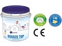 Idropittura acrilica lavabile a base di farine di quarzoQUARZO TOP - MALVIN