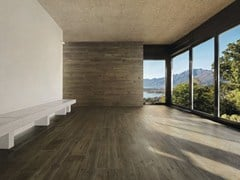 - Porcelain stoneware flooring with wood effect HIGH TECH WOODS | Quercia Canadese - ARIOSTEA
