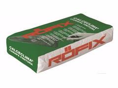 Rivestimento fine a base calce idraulica naturale e canapaRÖFIX CalceClima® Canapa Finitura - RÖFIX