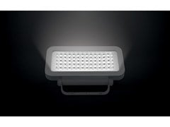 Proiettore per esterno a LED in alluminio pressofusoR/R1 | Proiettore per esterno - LANZINI