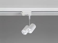 - LED adjustable track-light R27 - NOBILE ITALIA