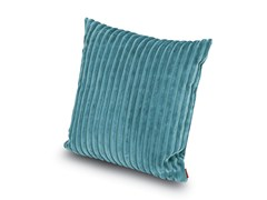 - Square velvet cushion RABAT | Square cushion - MissoniHome