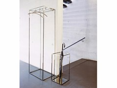 - Powder coated steel coat rack RACK | Coat rack - Schönbuch
