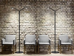 - LED floor lamp RADIAL FLOOR TWIN - LUCTRA®