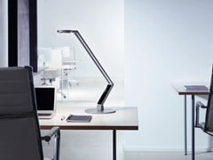 - LED adjustable table lamp RADIAL TABLE - LUCTRA®