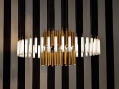 Lampadario a LED in porcellana con dimmerRAINY DAY   Lampada a sospensione - BEAU & BIEN