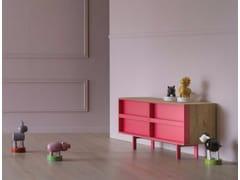 - Wooden sideboard RAMBLAS | Wooden sideboard - Miniforms