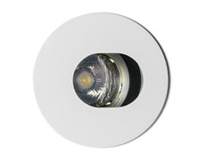 - Ceiling metal spotlight RASTAF 86 LED ROUND - Artemide