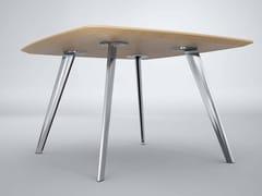Tavolo da riunione in legnoRAY   Tavolo da riunione - BRUNNER