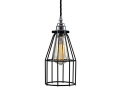 - Direct light handmade pendant lamp RAZE CAGE PENDANT LIGHT - Mullan Lighting