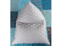 - Fabric bean bag with removable cover RAZZ QUILTED NORDIC - Pusku pusku