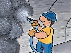 Fibre d'acciaio ad elevata aderenza da 35 mmREADYMESH MS-350 - AZICHEM