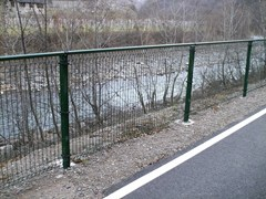 - Welded mesh fence RECINTHA® P.G. - NUOVA DEFIM