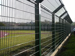 - Welded mesh fence RECINTHA® STADIUM - NUOVA DEFIM