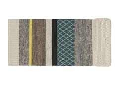 - Rectangular wool rug RECTANGULAR - GAN By Gandia Blasco