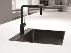 - Painted-finish stainless steel kitchen mixer tap RHYTHM RH-320 - Nivito