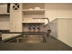 - Countertop stainless steel kitchen mixer tap RHYTHM RH-410 - Nivito