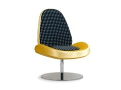 - Fabric armchair with removable cover RIPP | Armchair - Adrenalina